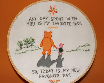 Favorite Day Sampler