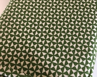 Berry Merry Fabric, Christmas Fabric, Christmas Quilting fabric, Quilt fabric, Craft fabric, Berry Merry Geo in Green, choose the cut