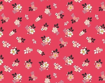 20%OFF Design By Dani Vintage Daydream Red Floral