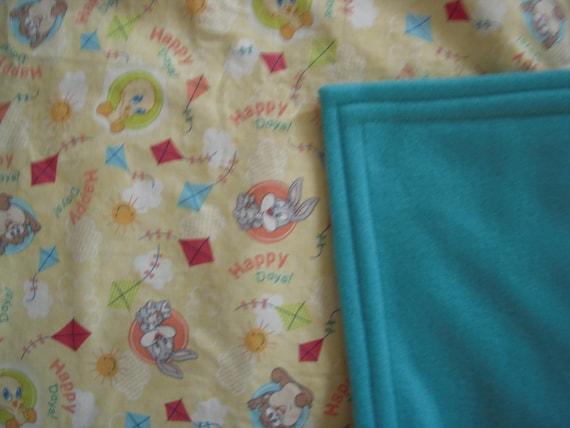 Baby Looney Tunes Baby Nap Blanket