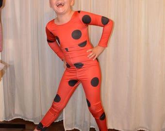 Ladybug Catsuit