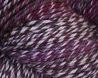 ON SALE Nightshade Cascade 220 Superwash Wave Yarn 220 yards 100% SuperWash Wool Color 111