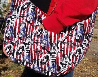 Captain America- Marvel Crossbody Bag