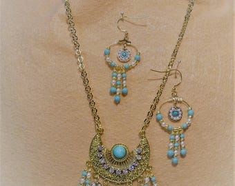 Boho Collection Turquoise Bride
