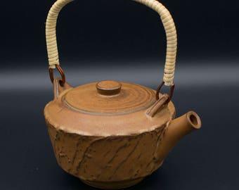 Small Stoneware Teapot