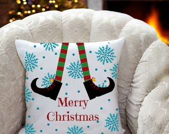Christmas Elf Pillow