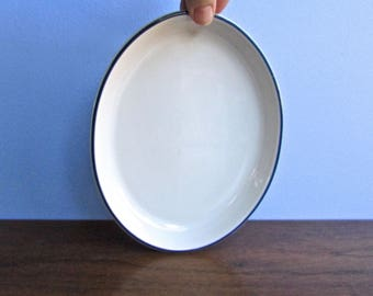 Pfaltzgraff USA Airline First Class Oviod Dinnerplate, From Oven to Table Cookware