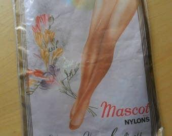 Vintage Mascot stockings