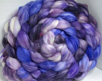 Sale Optim, Camel, Bombyx Silk 40/40/20 Roving Combed Top - 5oz - Lavender Fields 4
