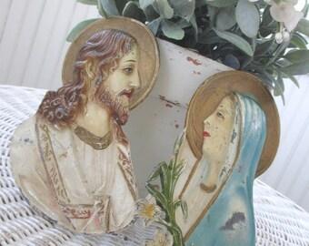 Vintage Religious Plaques