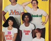 1976 Ms. Magazine Iron-on Transfers - Select A Design Group C