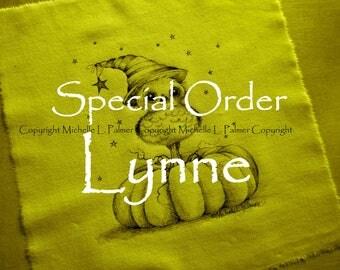 Special Order Lynne