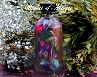 SPIRIT OF MAGIC™ Custom Alchemy Oil Uniquely Blended Just for You Master Crafted by Witchcrafts Artisan Alchemy