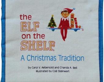 The Elf on the Shelf Soft book