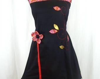 Dress Kyriu Sakura and embossed flower