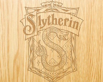 Slytherin - Harry Potter - Image Design Library
