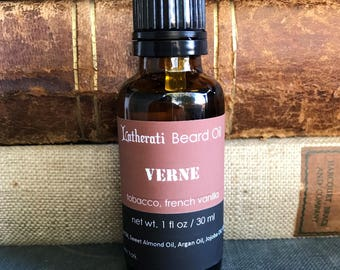Verne Beard Oil - tobacco, french vanilla
