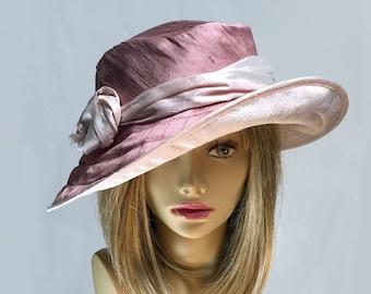 Silk and Rain hats