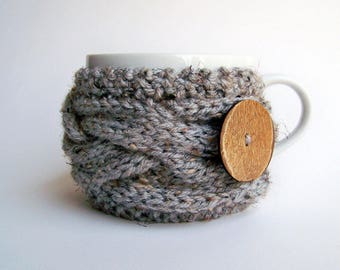 Hygge Decor, Coffee Mug Cozy, Coffee Cozy, Coffee Cup Cozy, Coffee Cup Sleeve, Coffee Sleeve, Tea Cozy, Coffee Decor, Coffee Gifts