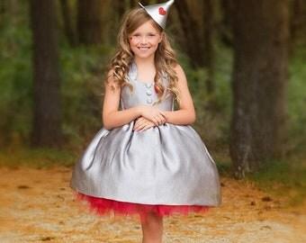 15% off storewide spring Wizard of Oz Tin Man Dress