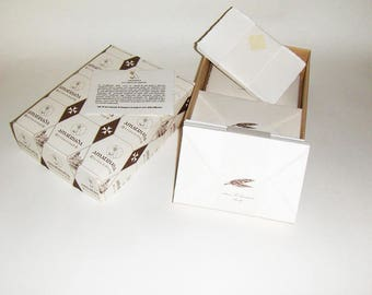 Amatruda hand-made Watermarked cards with envelopes 100 pz.  1038