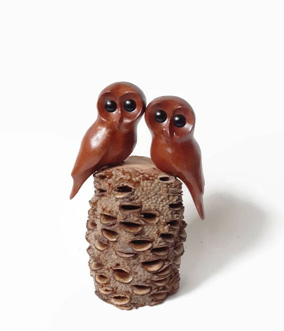 Wedding gift for couple gift for anniversary gifts for her anniversary gift for him rustic wood gift romantic gift owl