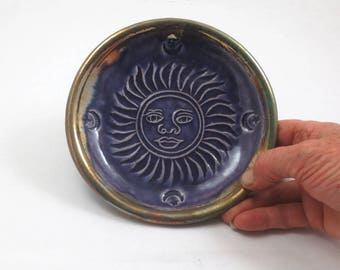 Radiant Sun Offering Bowl