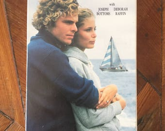 Vintage Sailing Movie, The Dove, Based on a true story, Robin Lee Graham, Joseph Bottoms, Deborah Raffin, Vintage VHS, 1970s movies