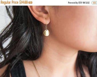 FLASH SALE Cute Simple Drop Earrings // Modern Boho Jewelry // LESS is More // Earrings // Simple Dangle Earrings // Lead Free Nickel Free E