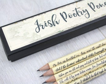 Poetry gift | Etsy