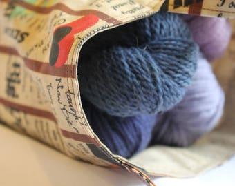 Knitting Sack Firefly Serenity
