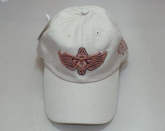 Buckle-back Dad Hat - Scarab (One-of-a-kind)