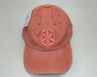 Strap-back Dad Hat - Seed of Life (One-of-a-kind)