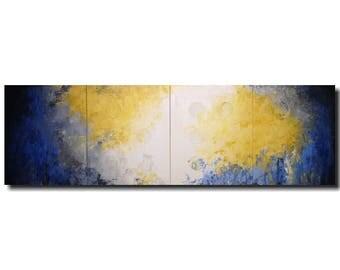 Art Large Abstract Paintings original jmjartstudio oil painting braille artwork