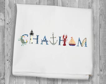 Flour Sack Towels for kitchen and bar - Chatham