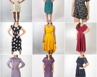 Custom Boho Dress - Custom Vintage Dress - Bohemian Dress - Maxi Boho Dress - Maxi Dress - Midi Dress - Plus Size Dress - Bridesmaid Gift
