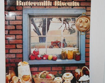 Buttermil Biscuits Counted Cross Stitch Book