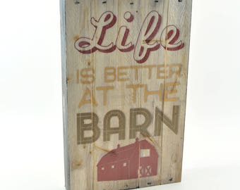Some See A Weed Others See A Wish Pallet Box Sign 7.5 x 12