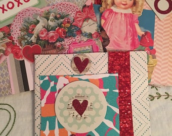 Greeting cards : Valentine's Day