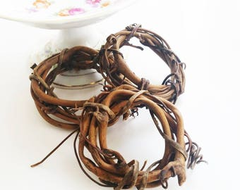 Vine Napkin Rings  / Set of 50