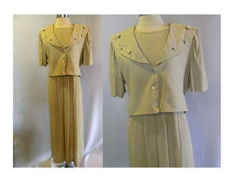 Long Maxi Dress - J.B.S. Ltd - Size 14