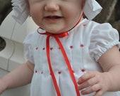Sale Sunrise Baby - Ellie Inspired Baby dress bloomers PDF pattern - Sizes Newborn - 36 months