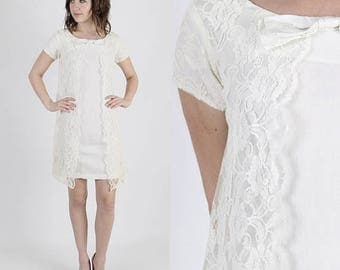 Mod Wedding Dress Etsy
