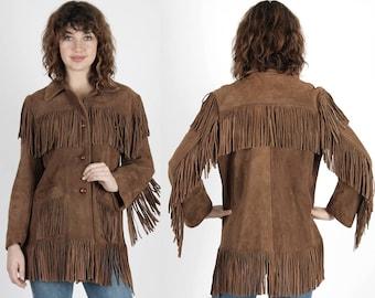Fringe jacket   Etsy