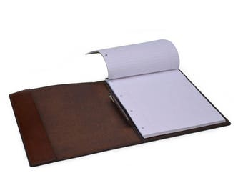 A4 refill pad // Notepad cover