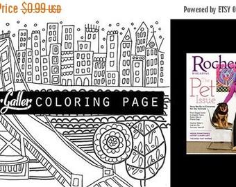 Golden Coloring Book