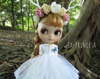 La-Princesa Mori Girl Outfit for Blythe (No.Blythe-347