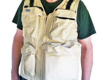 Spiratone Photographer's Vest - Utility Vest - Pocket Vest