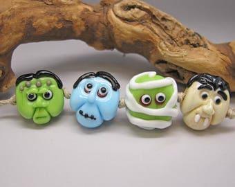Monster Mash - Halloween Bead Set