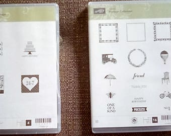 STAMPINUP! Postage Collection